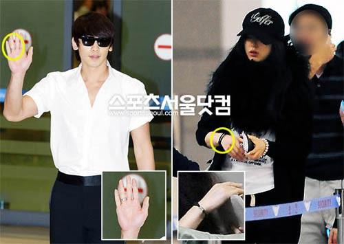 """Kim Tae Hee có tình đầu 5 năm, Bi Rain cũng không hề kém cạnh khi sở hữu danh sách """"bạn gái"""" đẳng cấp: Song Hye Kyo và Jun Ji Hyun đều có mặt? - Ảnh 5."""