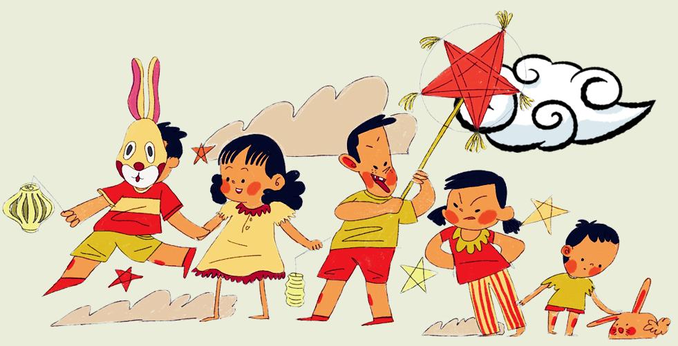 Tinh tế, cầu kỳ như Trung thu truyền thống của người Hà Nội: Chừng nào người lớn còn mặn nồng, truyền thống làm sao mà nhạt được - Ảnh 4.