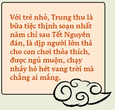 Tinh tế, cầu kỳ như Trung thu truyền thống của người Hà Nội: Chừng nào người lớn còn mặn nồng, truyền thống làm sao mà nhạt được - Ảnh 5.