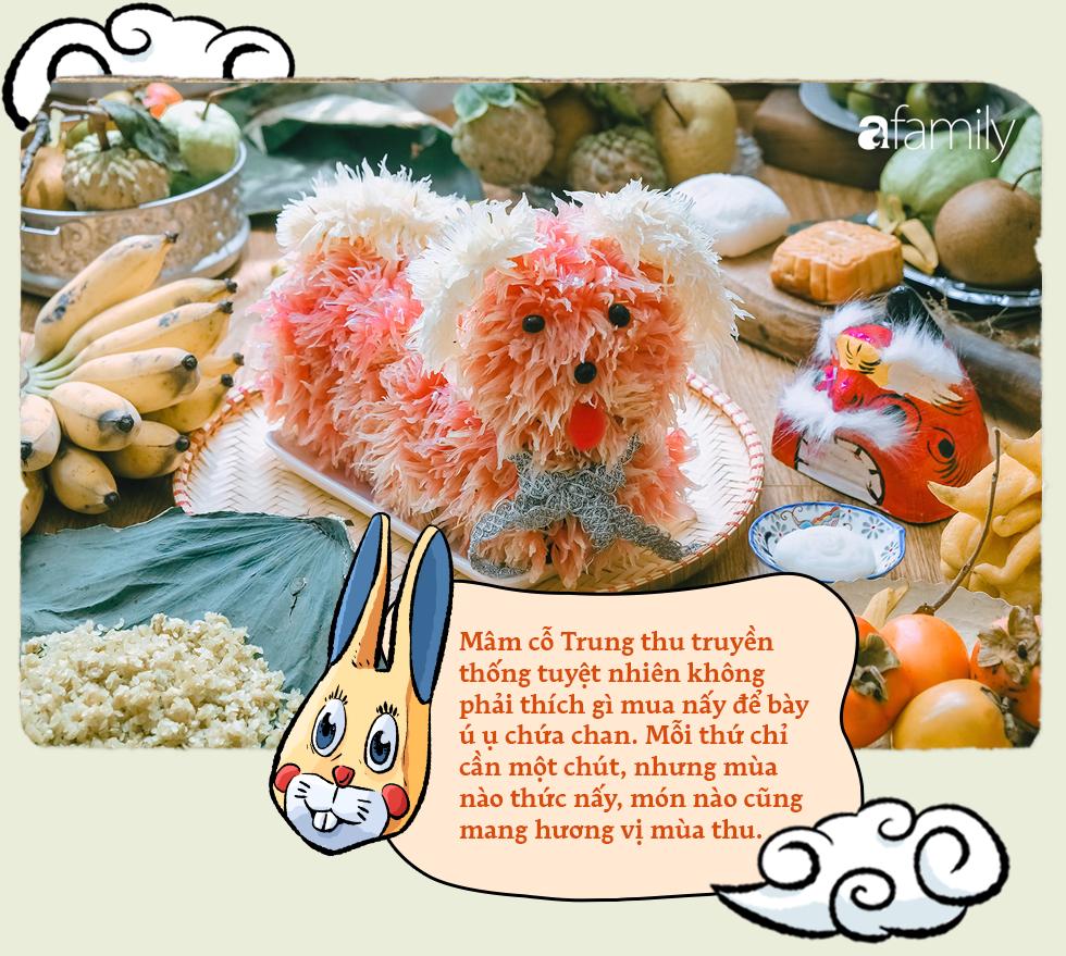 Tinh tế, cầu kỳ như Trung thu truyền thống của người Hà Nội: Chừng nào người lớn còn mặn nồng, truyền thống làm sao mà nhạt được - Ảnh 10.