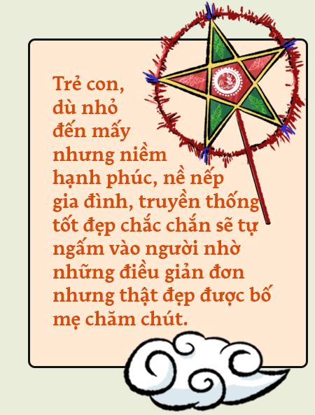 Tinh tế, cầu kỳ như Trung thu truyền thống của người Hà Nội: Chừng nào người lớn còn mặn nồng, truyền thống làm sao mà nhạt được - Ảnh 14.