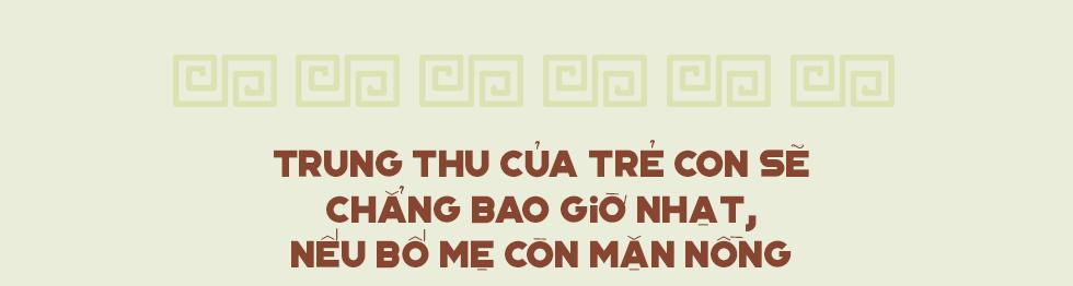 Tinh tế, cầu kỳ như Trung thu truyền thống của người Hà Nội: Chừng nào người lớn còn mặn nồng, truyền thống làm sao mà nhạt được - Ảnh 16.