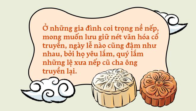 Tinh tế, cầu kỳ như Trung thu truyền thống của người Hà Nội: Chừng nào người lớn còn mặn nồng, truyền thống làm sao mà nhạt được - Ảnh 19.