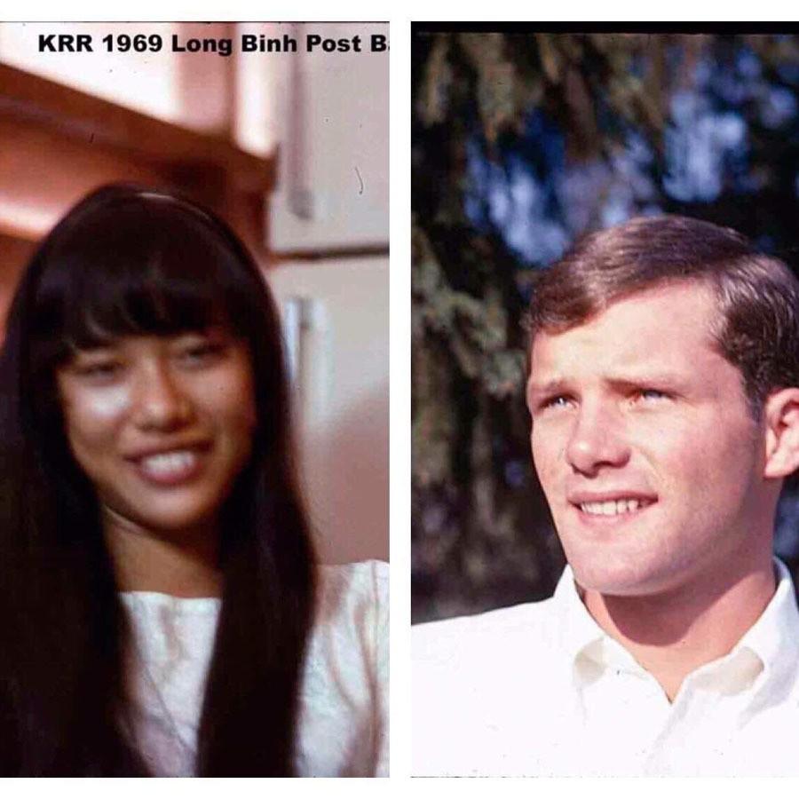 Cựu binh Mỹ đến Đồng Nai gặp mối tình đầu sau 50 năm xa cách - Ảnh 2.