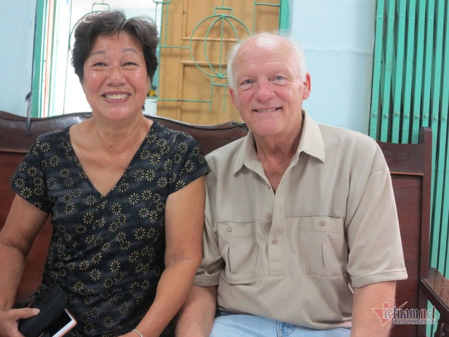 Cựu binh Mỹ đến Đồng Nai gặp mối tình đầu sau 50 năm xa cách - Ảnh 3.