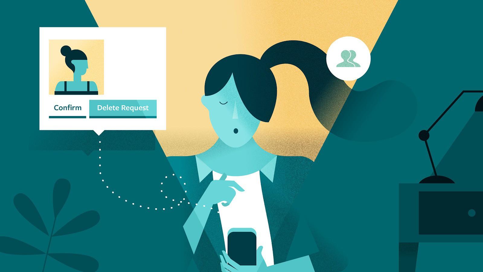 """Sếp bỗng dưng gửi lời mời kết bạn, chị em công sở nên tức tốc """"dọn sạch"""" facebook bằng các bước sau - Ảnh 1."""