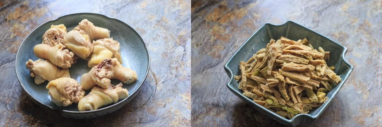 Gà kho măng món ngon đậm đà dễ làm cho bữa tối - Ảnh 2.