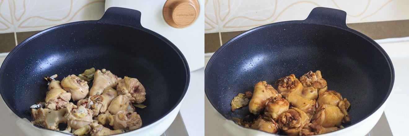 Gà kho măng món ngon đậm đà dễ làm cho bữa tối - Ảnh 4.