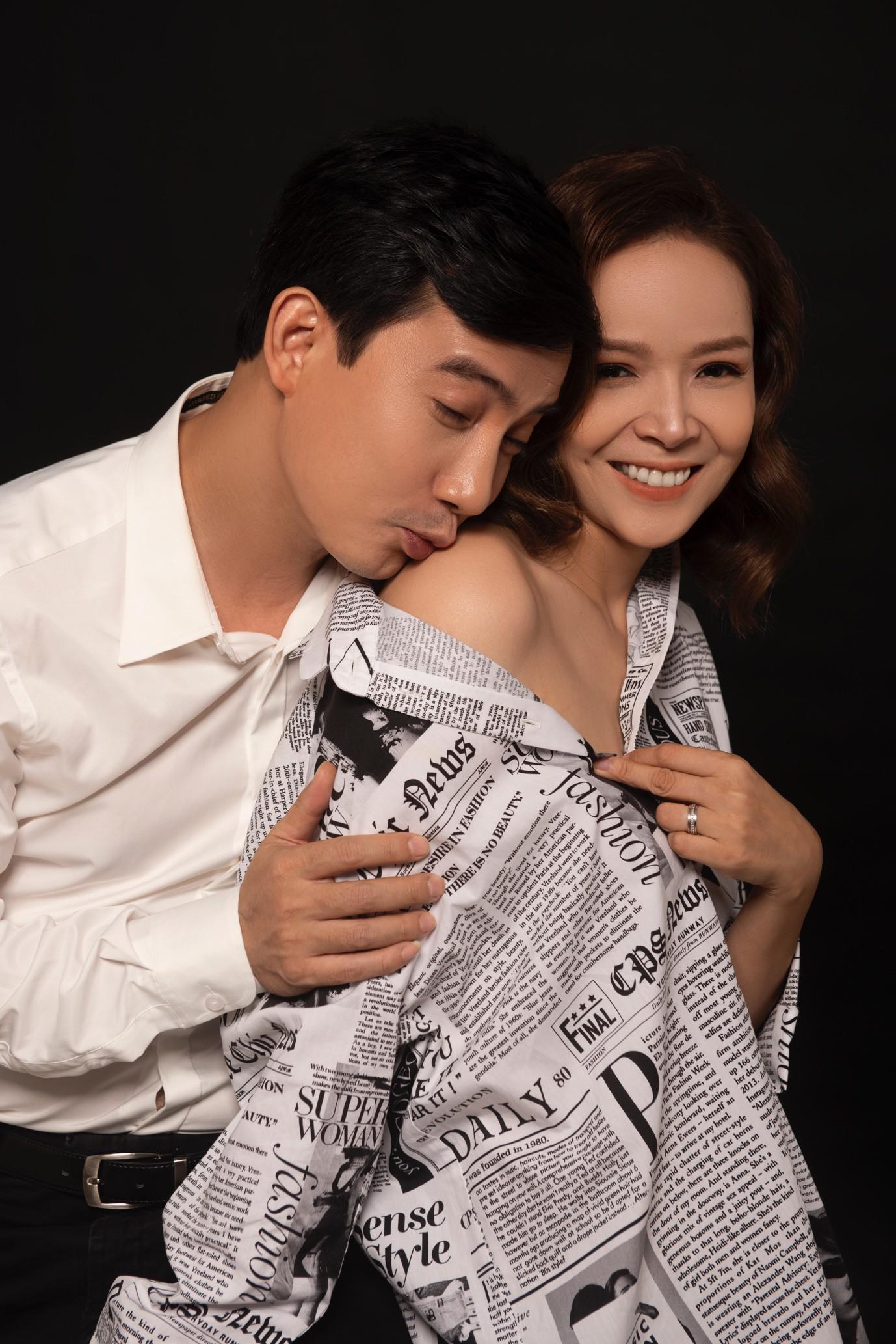 """Diễm Hương """"Những nhân viên gương mẫu"""" và chuyện tình đặc biệt với Hồng Quang - Ảnh 5."""