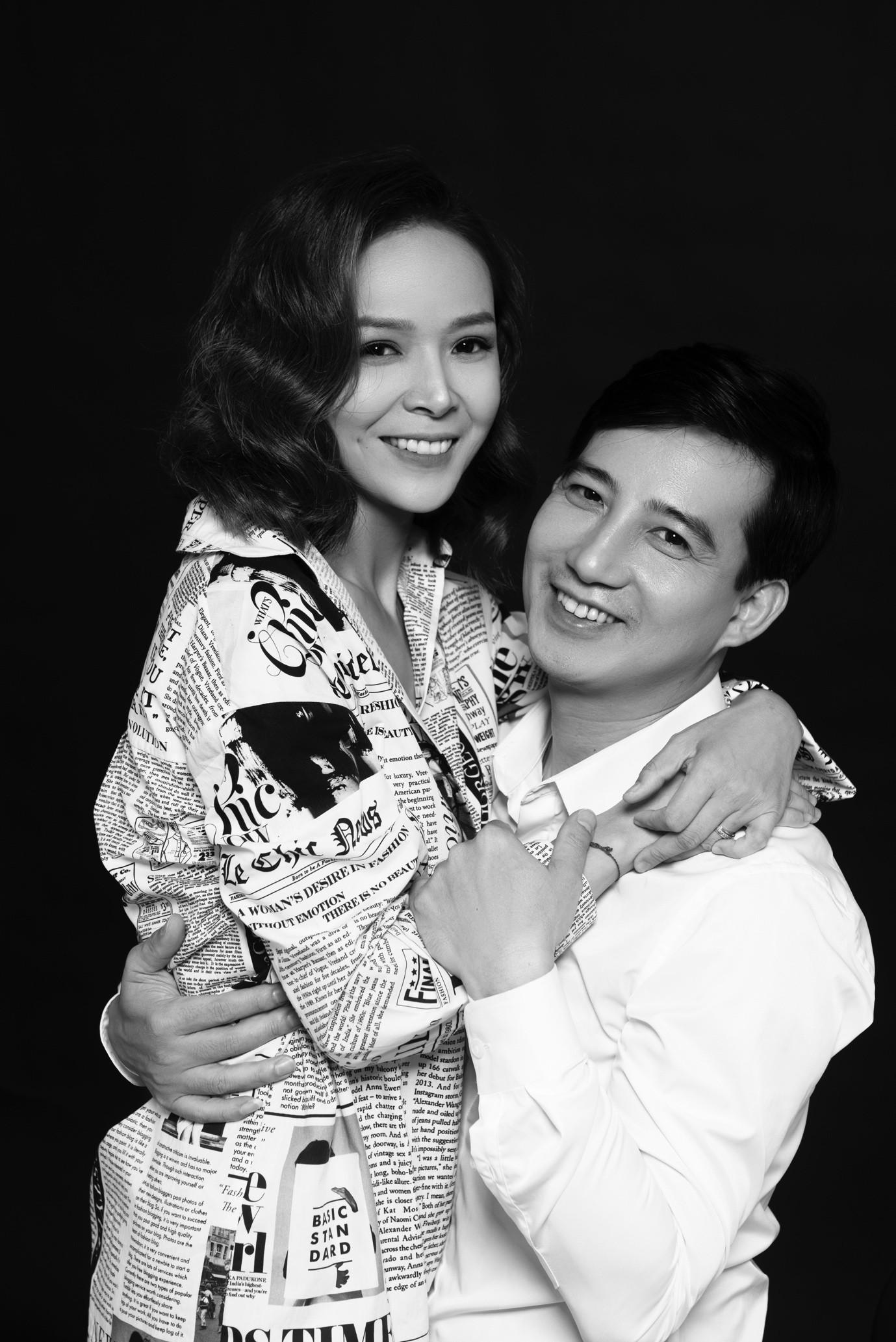 """Diễm Hương """"Những nhân viên gương mẫu"""" và chuyện tình đặc biệt với Hồng Quang - Ảnh 6."""