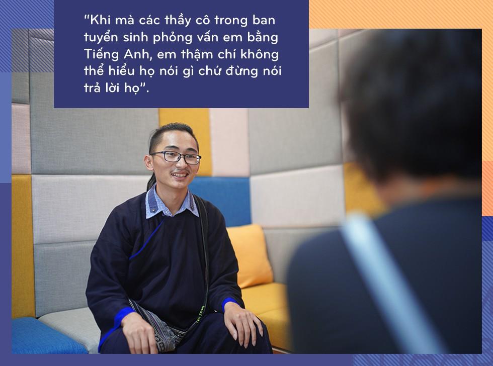 Con đường lạ lùng đến ĐH danh giá Fulbright của chàng trai người Mông dám bỏ ĐH Bách Khoa - Ảnh 12.