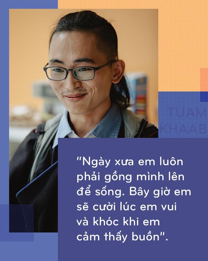 Con đường lạ lùng đến ĐH danh giá Fulbright của chàng trai người Mông dám bỏ ĐH Bách Khoa - Ảnh 16.