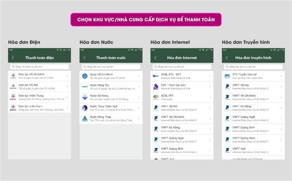 Thanh toán dịch vụ sinh hoạt trên ví điện tử: Thẻ điện thoại, điện, nước, mạng - Ảnh 2.