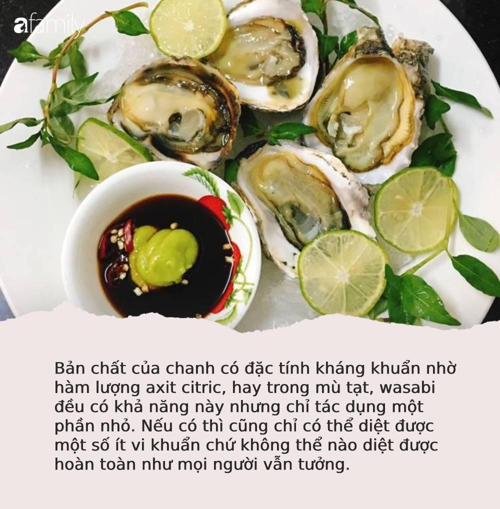 """""""Chanh, wasabi không làm chết ký sinh trùng trong đồ ăn sống"""" vậy nên ăn như thế nào để đảm bảo sức khỏe? - Ảnh 1."""