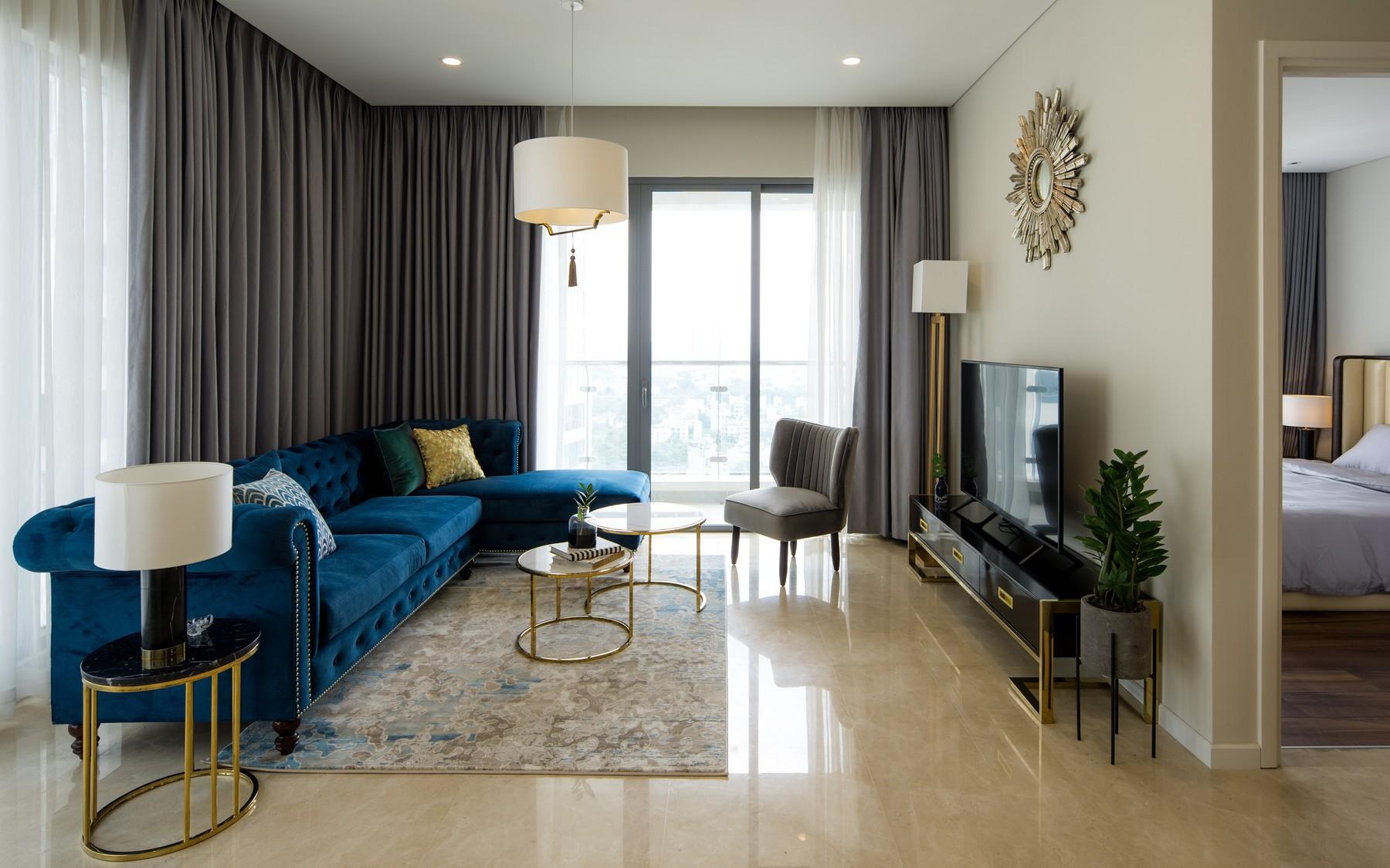 Mua căn hộ 940 triệu, thi công hết 118 triệu, đôi vợ chồng 9x đã biến căn hộ 67m² thành không gian sống đẹp đến từng chi tiết