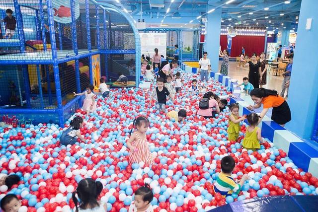 Khu vui chơi cho trẻ em tiNiWorld cán mốc 50 trung tâm trên toàn quốc - Ảnh 2.