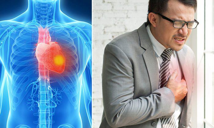 6 dấu hiệu cảnh báo cơn đau tim trước 1 tháng: Đừng chủ quan kẻo hối chẳng kịp! - Ảnh 1.