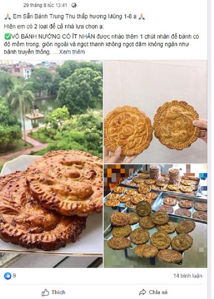 Chưa kịp sửng sốt trước độ hot của bánh Trung thu không nhân, nhiều người tiêu dùng lại tiếp tục phân vân về giá thành của loại bánh này
