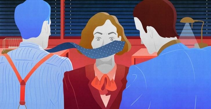Đối phó với những kẻ quấy rối tình dục nơi công sở, dù có là sếp, chị em tuyệt đối đừng cam chịu! - Ảnh 3.