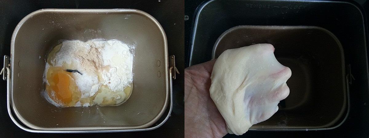 Trời lạnh làm bánh bao chiên ngon miễn bàn - Ảnh 1.