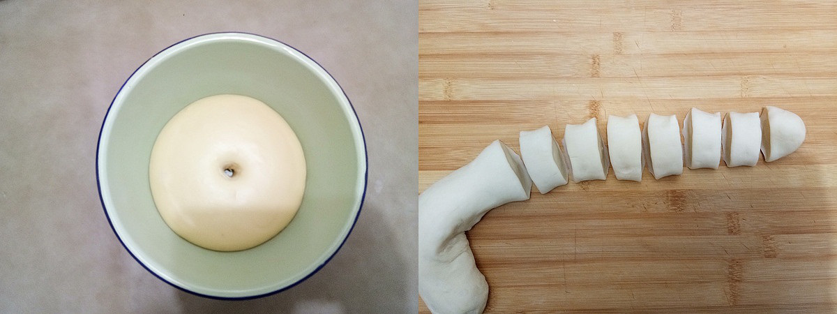 Trời lạnh làm bánh bao chiên ngon miễn bàn - Ảnh 2.