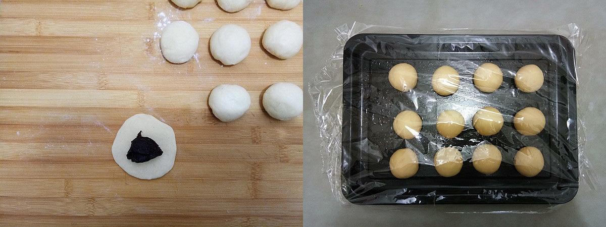Trời lạnh làm bánh bao chiên ngon miễn bàn - Ảnh 3.
