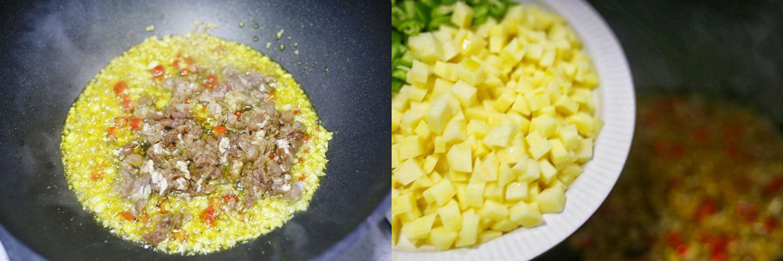 Bữa tối tôi chỉ nấu mỗi cơm với thịt xào khoai tây mà chồng con khen ngon không dứt - Ảnh 2.