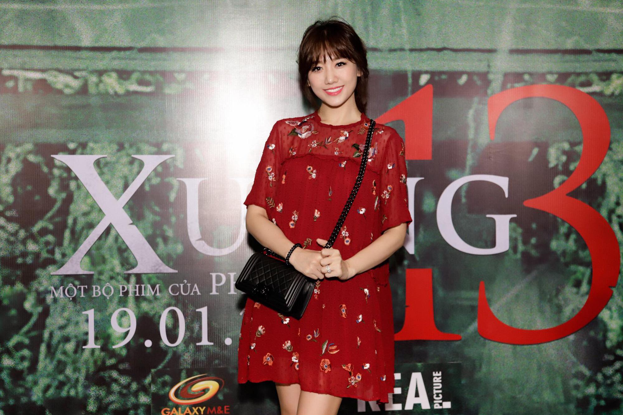 Không phải váy áo ôm sát, mà chính kiểu dáng này lại khiến Hari Won như bầu bí mấy tháng, các chị em cũng nên nhìn mà tránh - Ảnh 2.