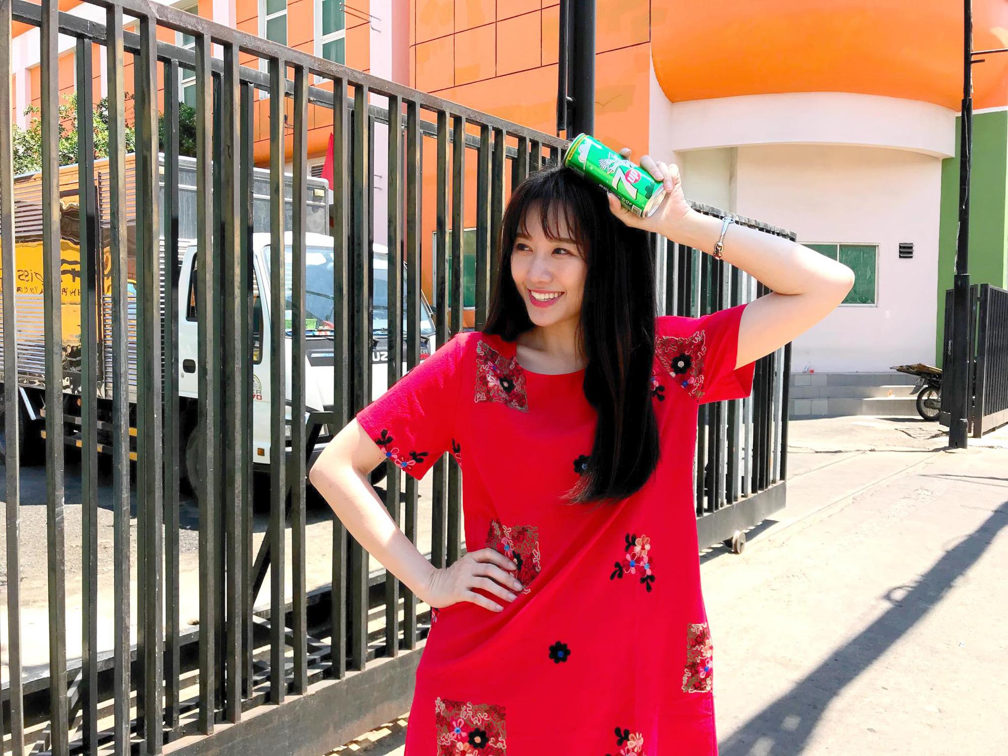 Không phải váy áo ôm sát, mà chính kiểu dáng này lại khiến Hari Won như bầu bí mấy tháng, các chị em cũng nên nhìn mà tránh - Ảnh 3.