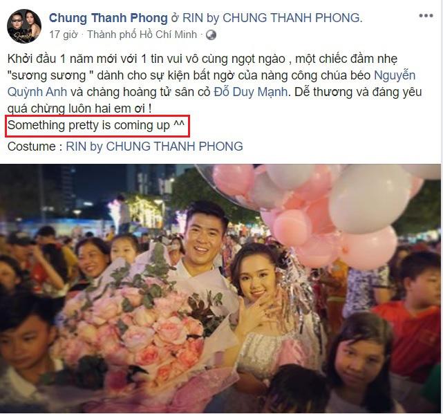 Váy Quỳnh Anh diện khi được Duy Mạnh cầu hôn hóa ra đụng Hoàng Yến Chibi, bất ngờ nhất là có liên quan đến bộ váy cưới tương lai - Ảnh 4.