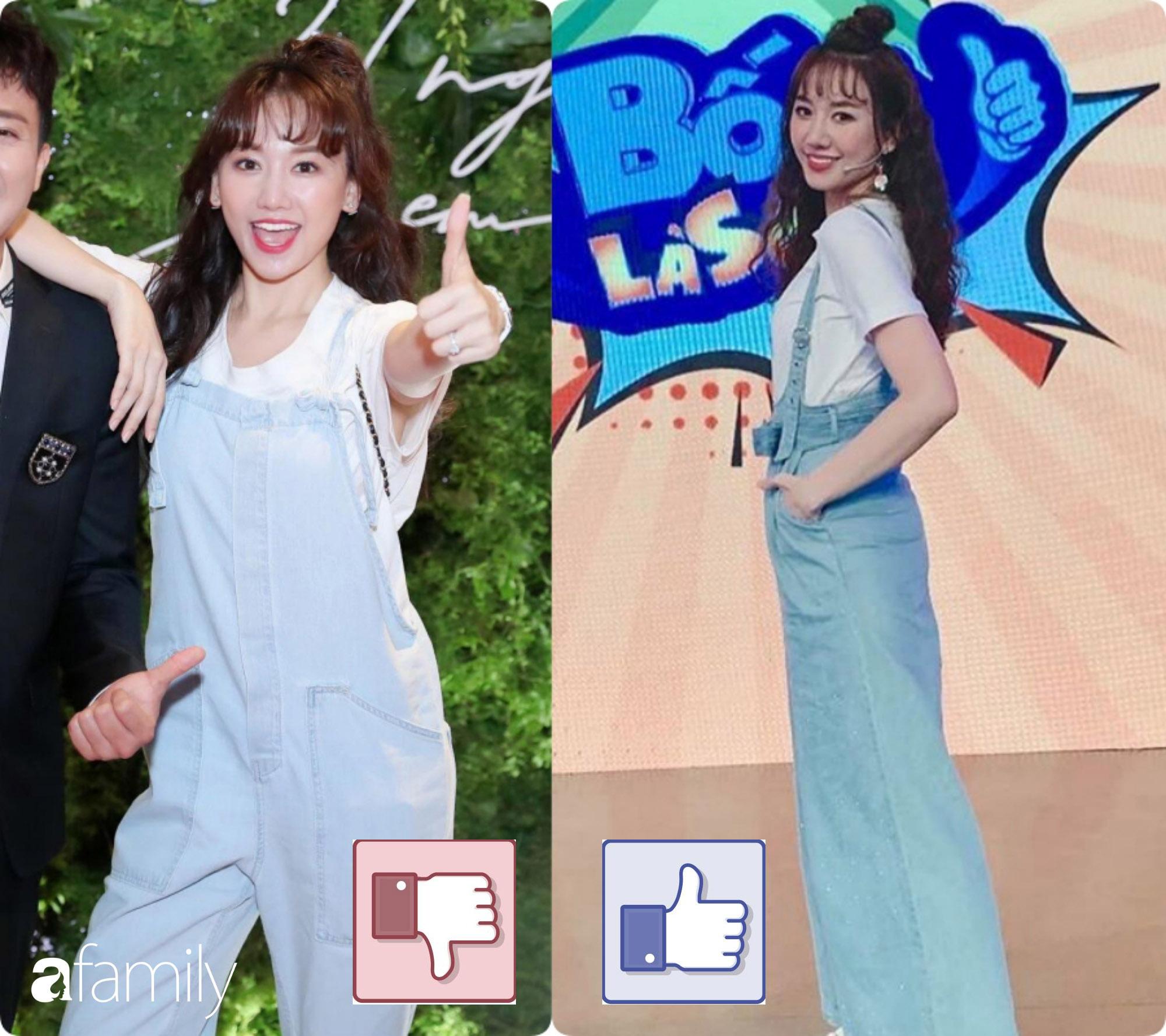 Không phải váy áo ôm sát, mà chính kiểu dáng này lại khiến Hari Won như bầu bí mấy tháng, các chị em cũng nên nhìn mà tránh - Ảnh 7.