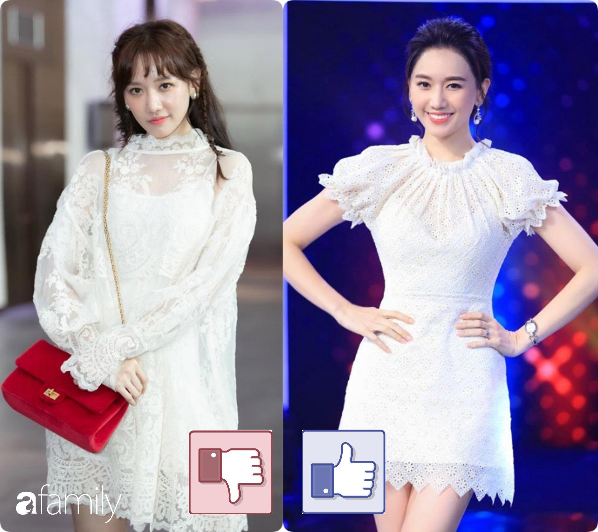 Không phải váy áo ôm sát, mà chính kiểu dáng này lại khiến Hari Won như bầu bí mấy tháng, các chị em cũng nên nhìn mà tránh - Ảnh 5.