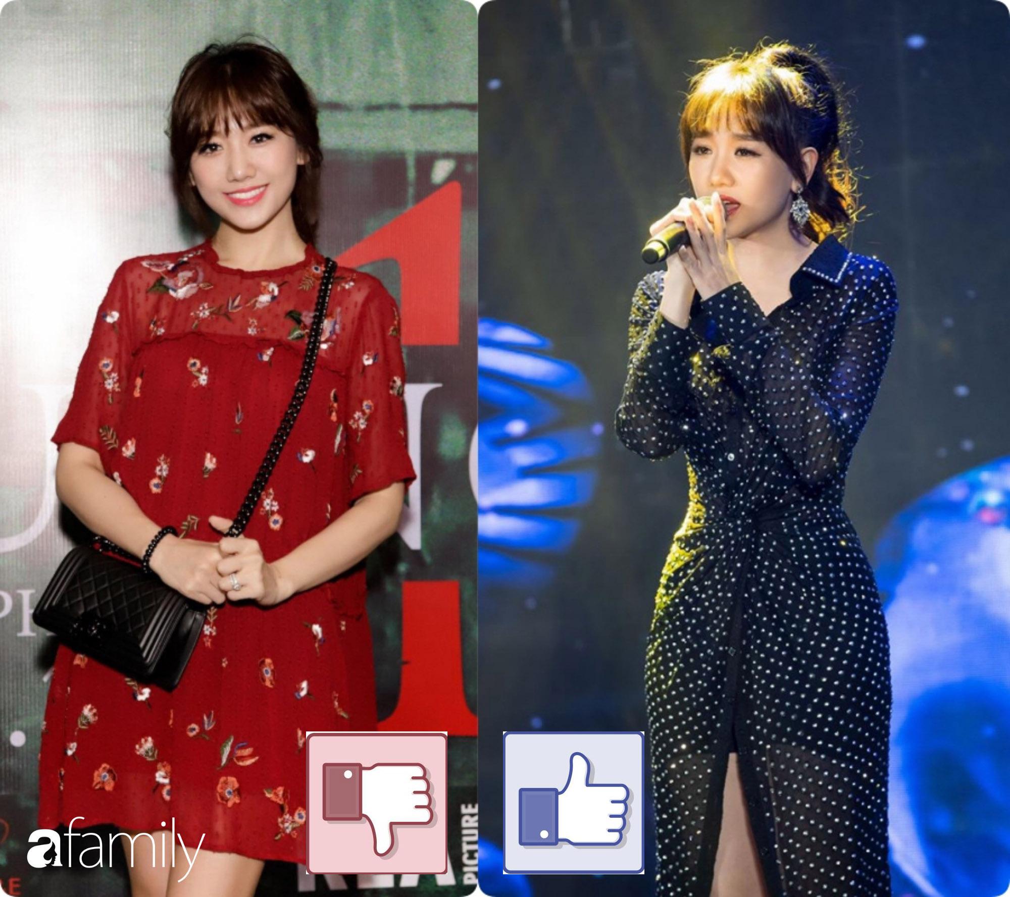 Không phải váy áo ôm sát, mà chính kiểu dáng này lại khiến Hari Won như bầu bí mấy tháng, các chị em cũng nên nhìn mà tránh - Ảnh 6.