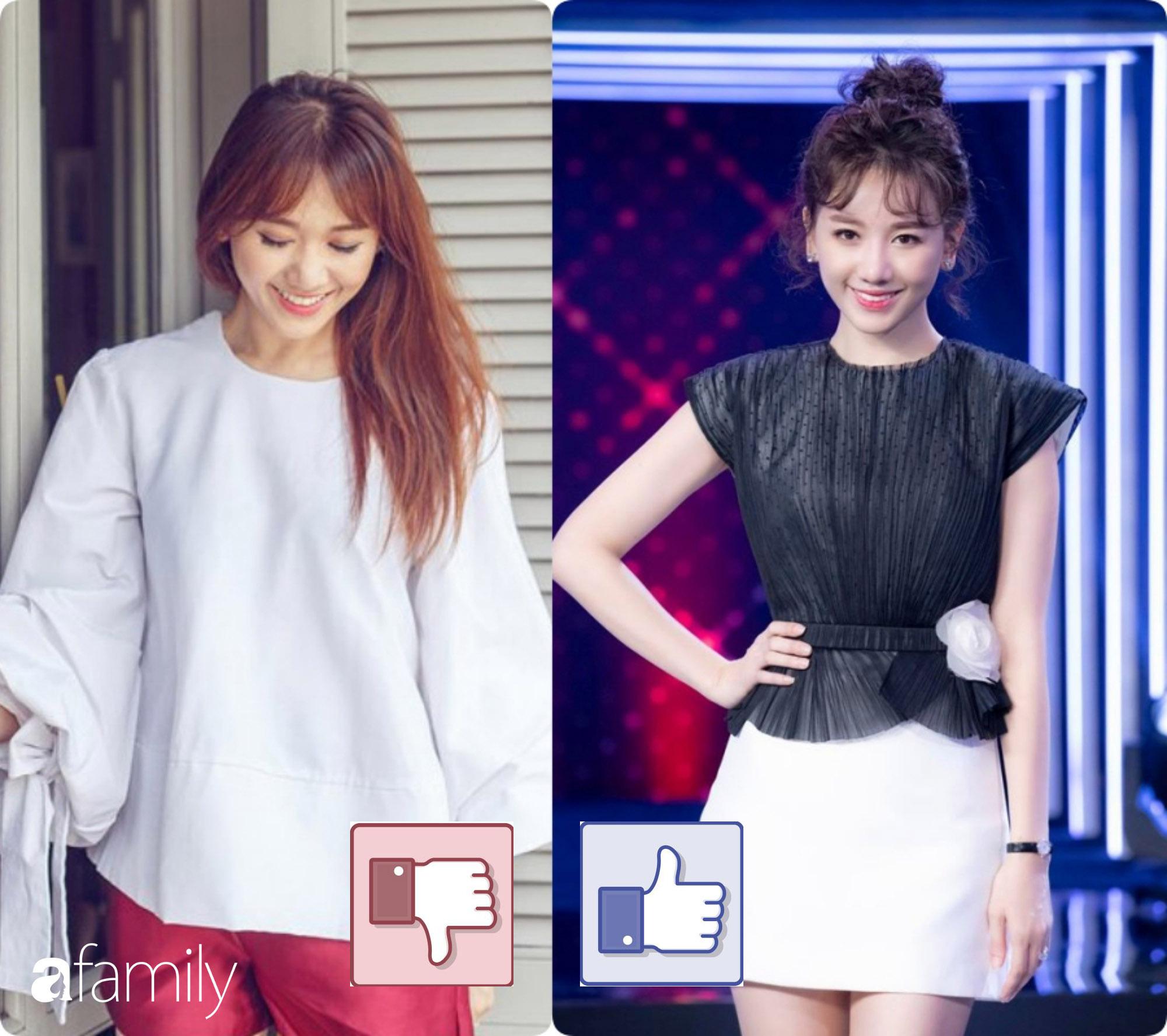 Không phải váy áo ôm sát, mà chính kiểu dáng này lại khiến Hari Won như bầu bí mấy tháng, các chị em cũng nên nhìn mà tránh - Ảnh 12.