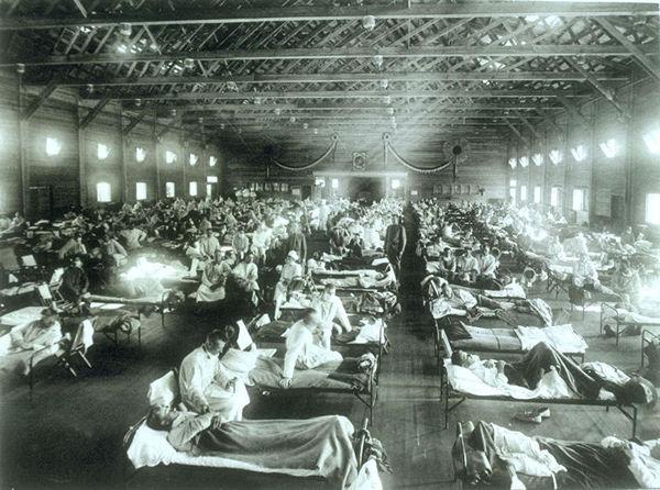 Trước viêm phổi Vũ Hán, nhân loại từng phải đối mặt với những đại dịch chết chóc khiến cả thế giới phải rùng mình mỗi khi nhớ lại - 8