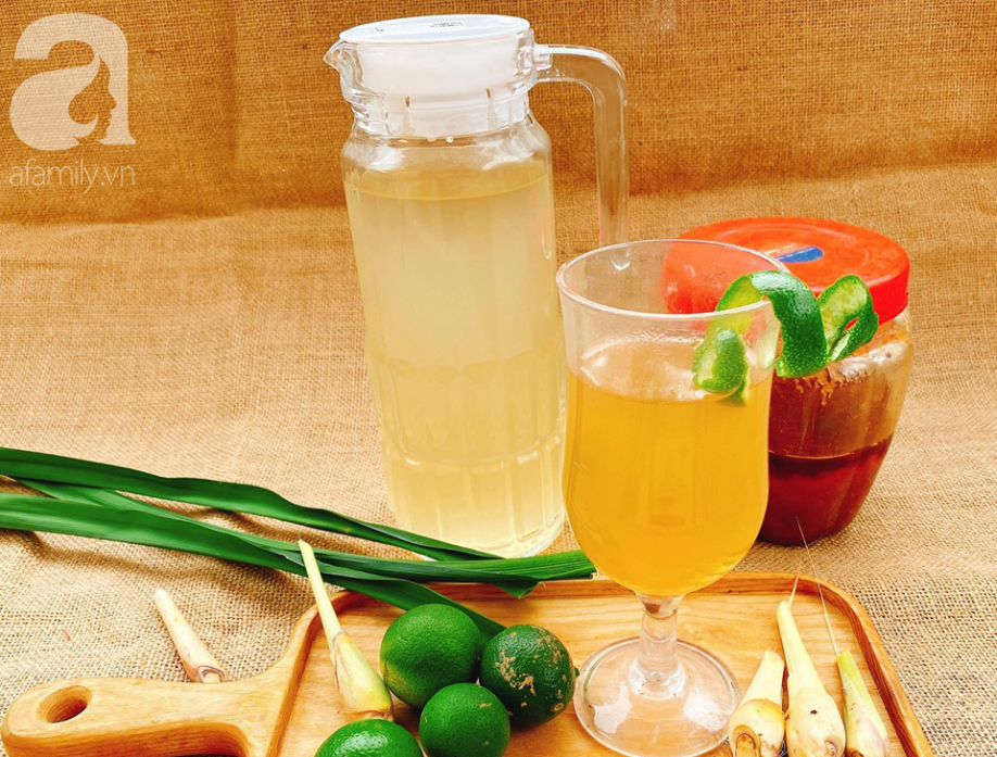 Phòng virus Corona - nấu ngay nước chanh sả cho cả nhà uống tăng đề kháng nhé các mẹ! - Ảnh 3.