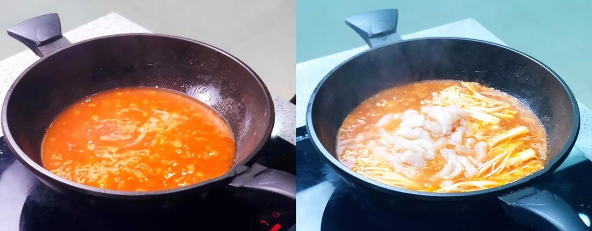 Mưa lạnh nhất định phải thử món canh cá mới toanh này, tôi nấu một lần cả nhà ai cũng khen ngon tấm tắc! - Ảnh 3.