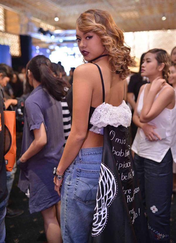 Mai Ngo Vietnam International Fashion Week