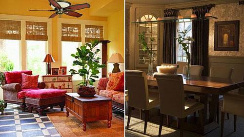 Xu hướng rèm cửa sổ cho nhà hiện đại