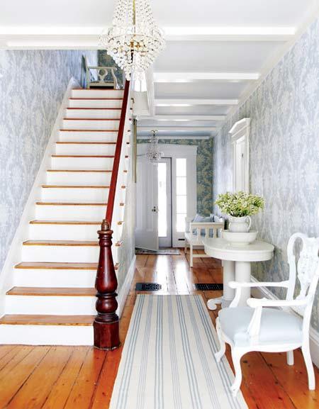 120802canhodeptinhkhoi1 Ngây ngất với căn hộ mang vẻ đẹp tinh khôi và mong manh