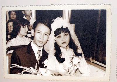 """Ngược thời gian, đi ăn cưới """"người ngày xưa"""""""