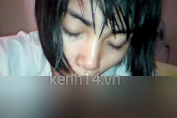 Nghi lộ ảnh sex của Thùy Trang Top 4 Next Top Model 1