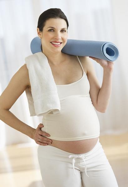 Mang thai tháng thứ 8 chưa bị rạn da, đừng vội mừng!