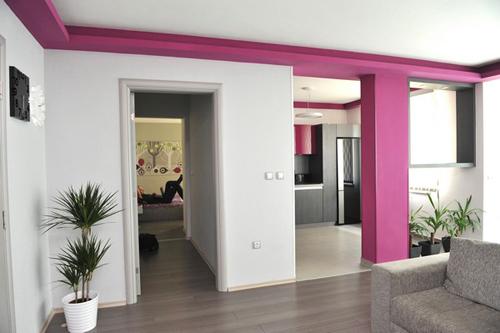 20120315afamilyNDcanhosangtrong 10 35f31 Thiết kế sang trọng, cực chất cho một căn hộ nhỏ
