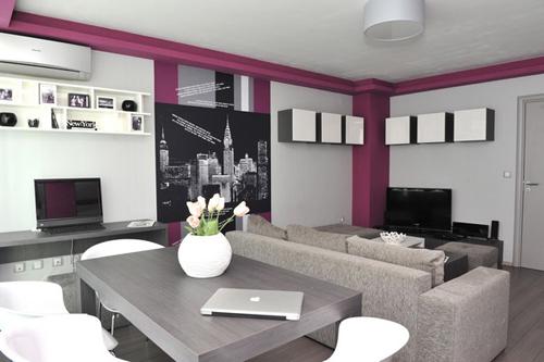 20120315afamilyNDcanhosangtrong 4 0351e Thiết kế sang trọng, cực chất cho một căn hộ nhỏ