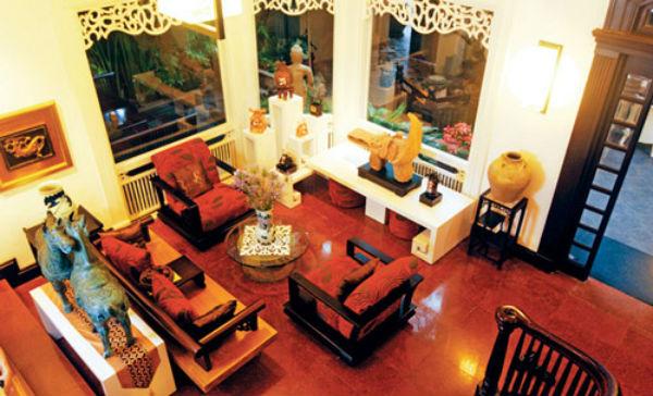 30062012toamnhathietke7 862d2 Ghé thăm để ngất ngây với tổ ấm của nhà thiết kế nổi tiếng
