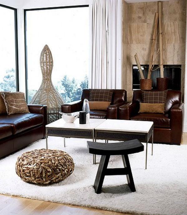 dantoc2 a4b74 Thiết kế nội thất theo phong cách nam tính mạnh mẽ dành cho các quý ông