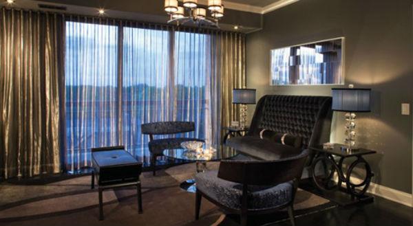 den 93bb0 Thiết kế nội thất theo phong cách nam tính mạnh mẽ dành cho các quý ông