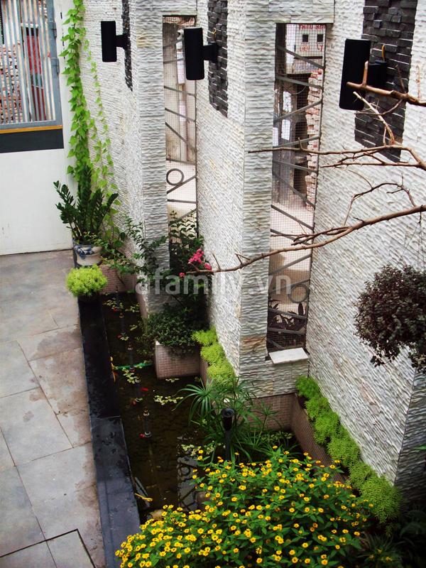 Khu vườn xinh của gia đình kiến trúc sư