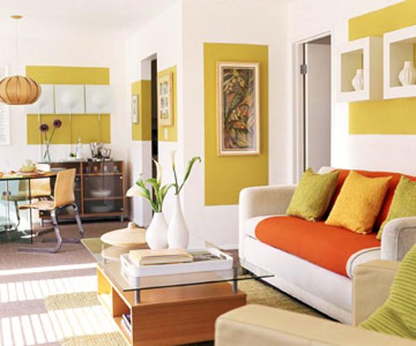 120723afamilyNDsapxepnghethuat 5 41b8e Bí quyết để bạn sắp xếp không gian nhà thành tác phẩm nghệ thuật